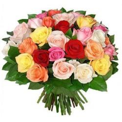 Букет из роз №47