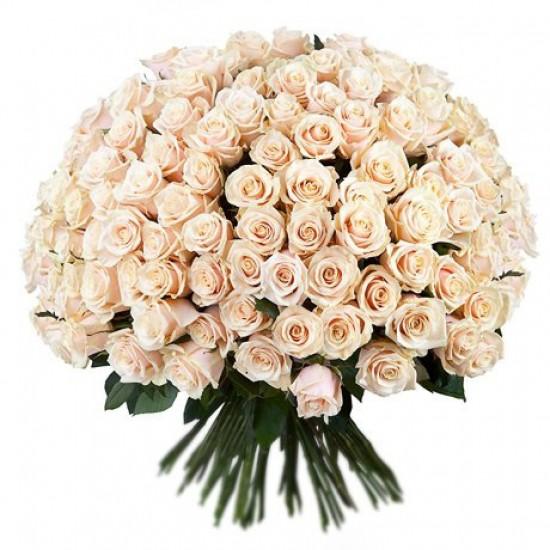 Букет из роз №51