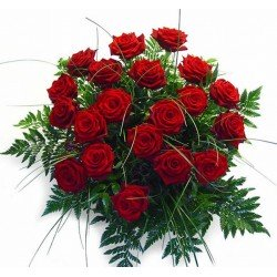 Букет из роз №46