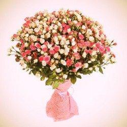 Букет из роз №49