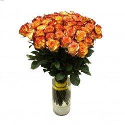 Букет из роз №52