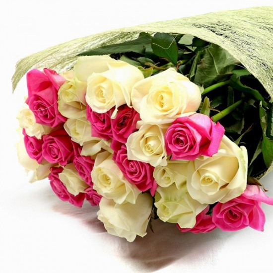 Букет из роз №55